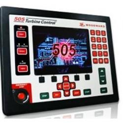 Woodward Electronic Controls 505 Digital Control for Steam Turbines